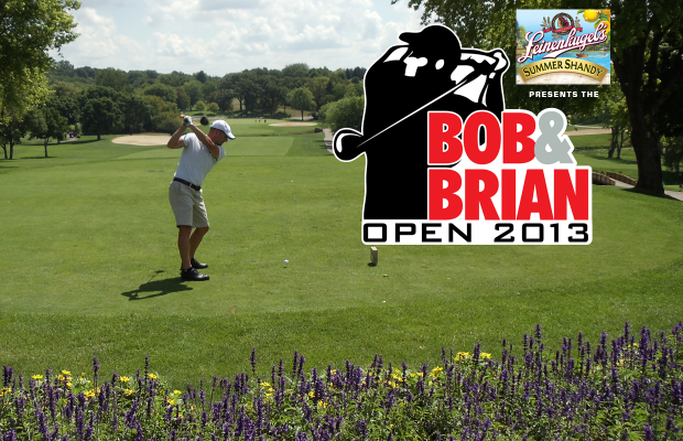 Jason Boaz and the B&B Open